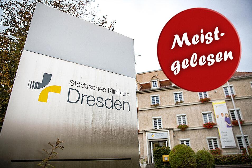 Das Krankenhaus Neustadt von Außen. Foto: Sven Ellger
