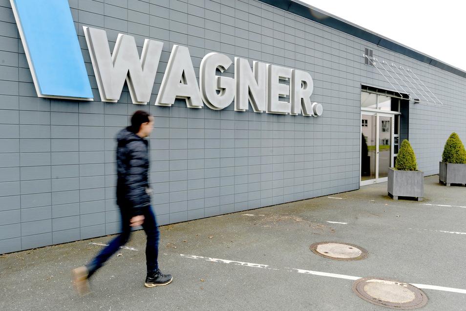 Seit über einem Jahr hat die Firma Wagner Digitaldruck & Präsentationssysteme in der Viebigstraße 4 im Gewerbegebiet in Seifhennersdorf wegen Corona kaum noch Aufträge.
