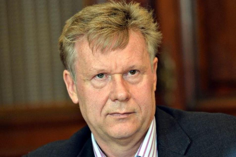 Der Unternehmer Jörg Drews.