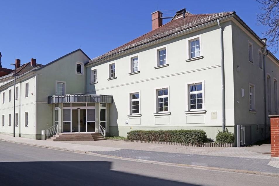 Im ganzen Kulturraum unterwegs – zu Hause in Riesa: der Hauptsitz der Elbland Philharmonie in der Kirchstraße.