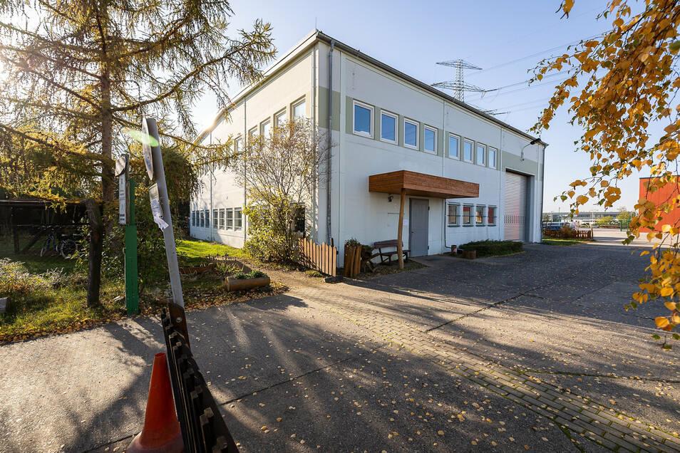 Nach über 20 Jahren geschlossen: die Awo-Jugendwerkstatt in Heidenau.