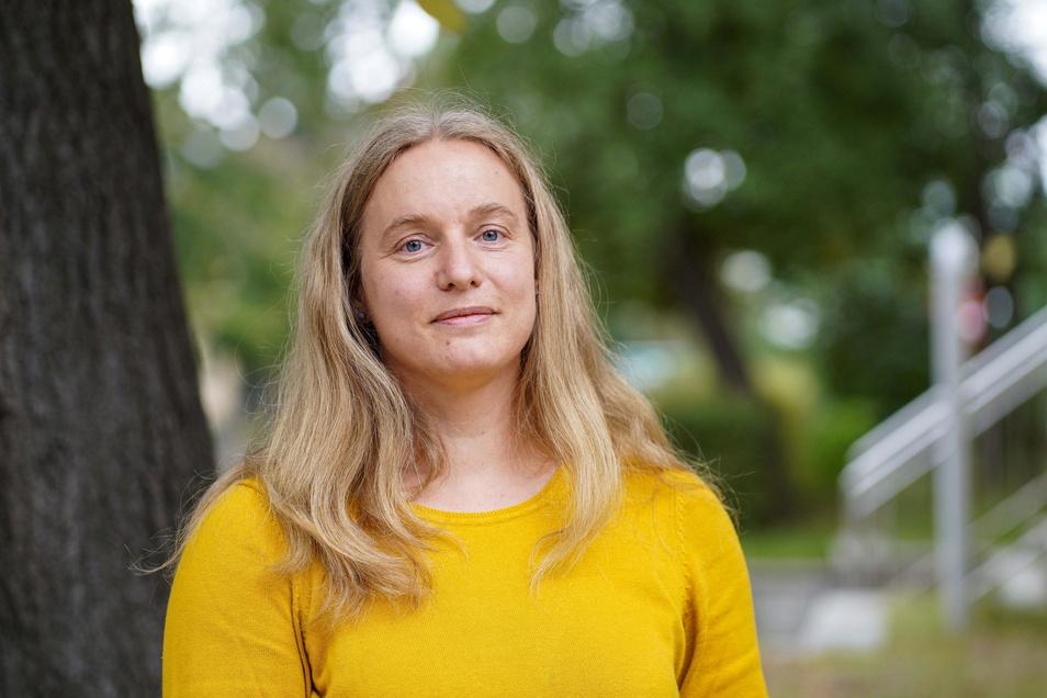Dr. Jana Gärtner ist Leiterin des Bautzener Gesundheitsamtes.