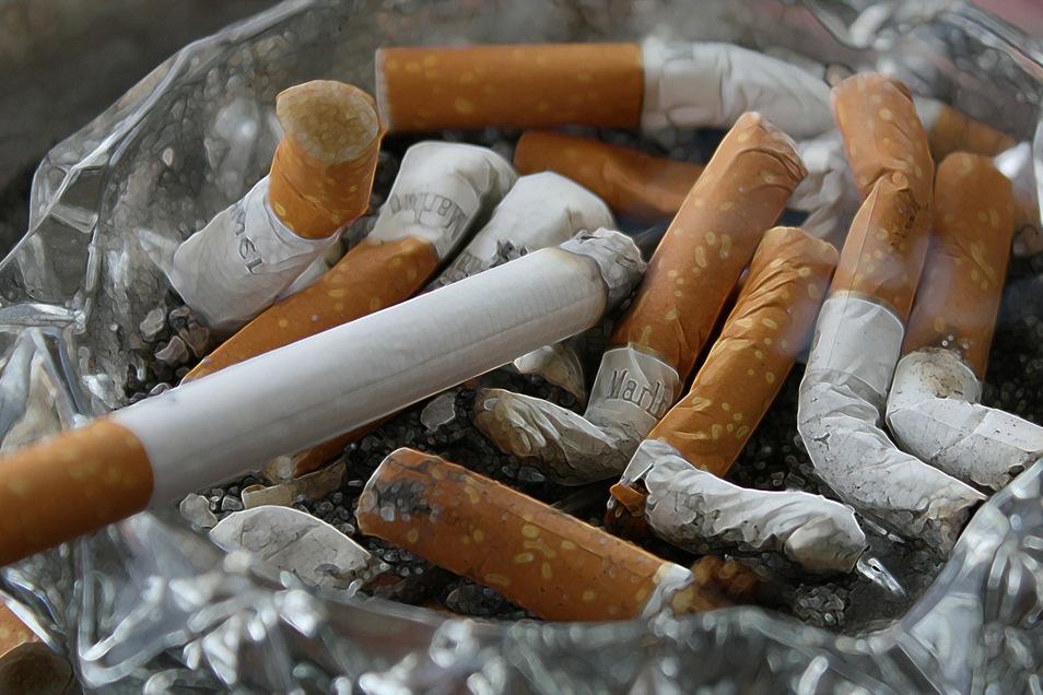 Zigarettenstummel sind weltweit das am häufigsten weggeworfene Abfallprodukt.