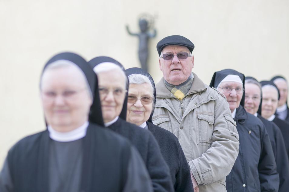 Den Klosterschwestern in Goppeln wird eine neue Generalassistentin vorstehen.