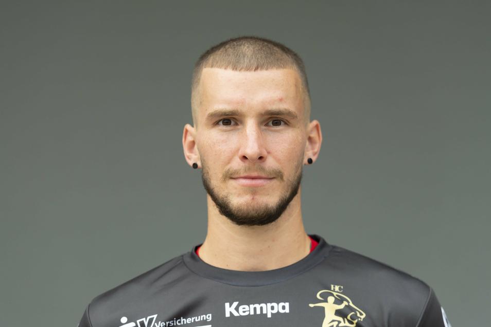 Eigentlich spielt Marek Vanco nicht nur für den HC Elbflorenz, doch die tschechische Nationalmannschaft hat vorerst alle Länderspiele abgesagt - wegen der erhöhten Coronazahlen im Land.