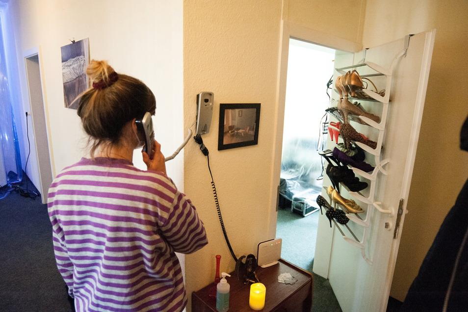 """""""Next Door"""" lautet der Titel der begehbaren Audio-Installation von Studio Urbanistan."""