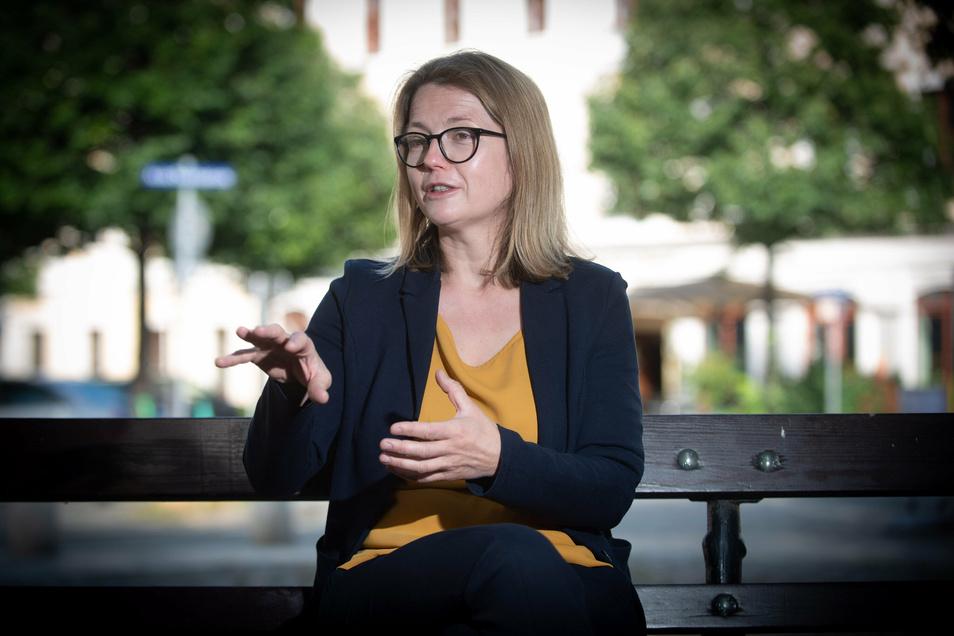 Kulturbürgermeisterin Annekatrin Klepsch (Linke), erklärt im SZ-Interview, wie stark Corona Kultur und Tourismus betroffen hat.
