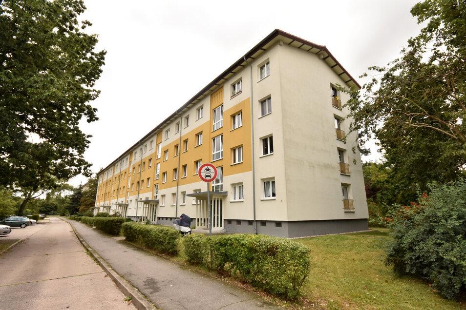 Im WK VI soll mit der Sputnikstraße 10-18 ein weiteres Haus weichen.