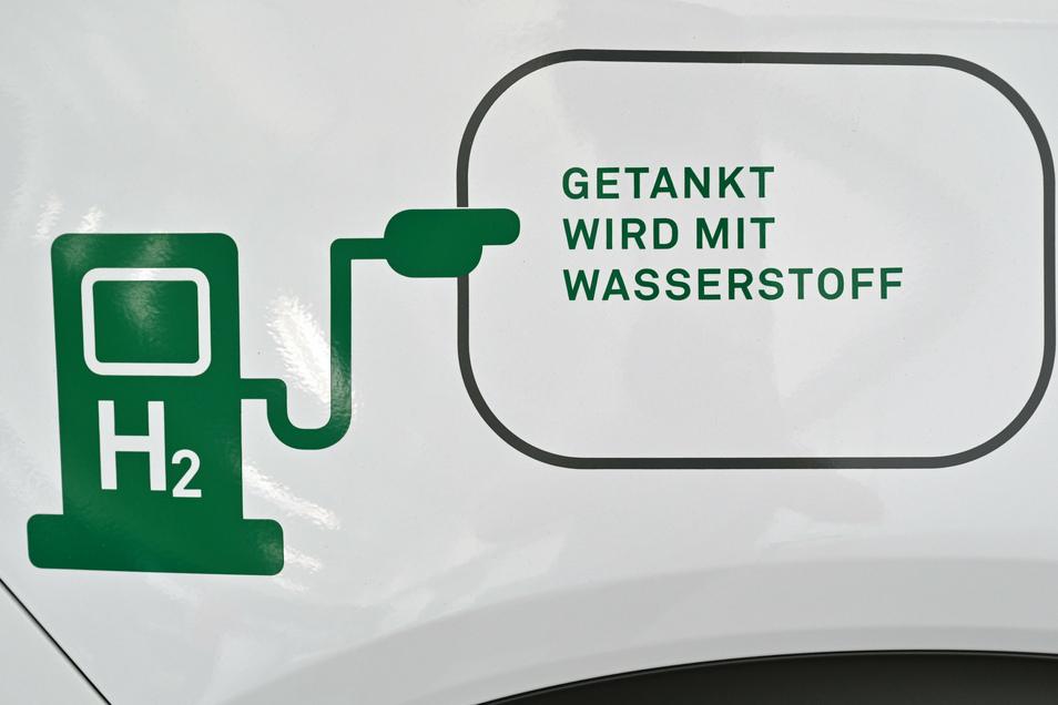 In Chemnitz wird über Wasserstoff diskutiert - insbesondere als Antriebsart.
