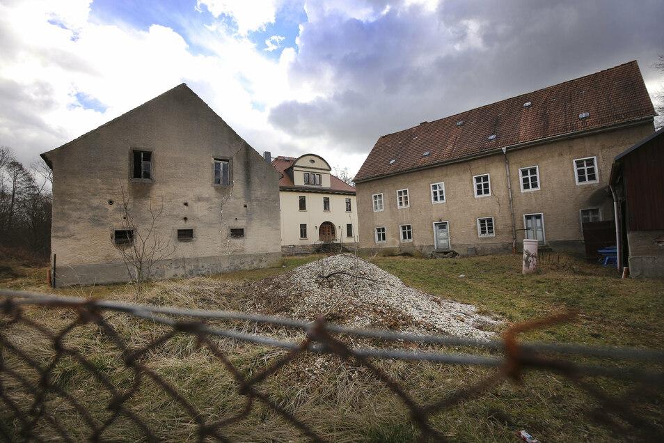Die Mittelmühle in Radeberg wird am Amtsgericht in Bautzen versteigert.