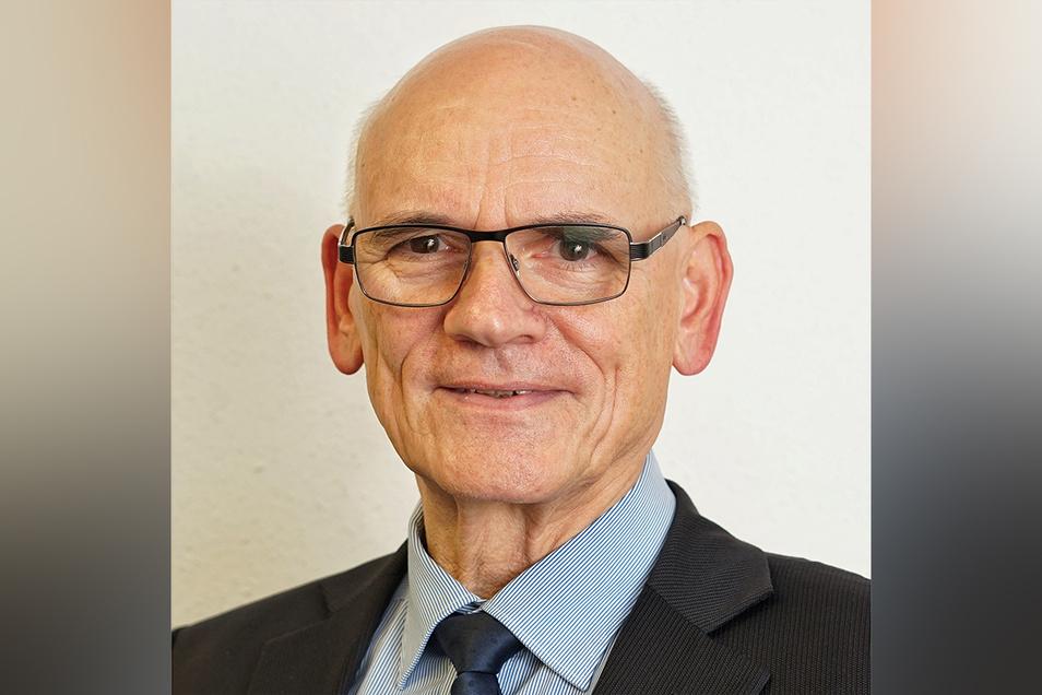 Wilfried Rosenberg ist Senior-Berater beim Bundesverband mittelständische Wirtschaft (BVMW). Er findet es gut, dass Bautzen und die Umlandgemeinden im Strukturwandel gemeinsame Sache machen.