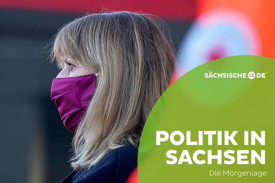 Sachsens Gesundheitsministerin Petra Köpping (SPD) wehrt sich gegen Kritik an der Impfstrategie.