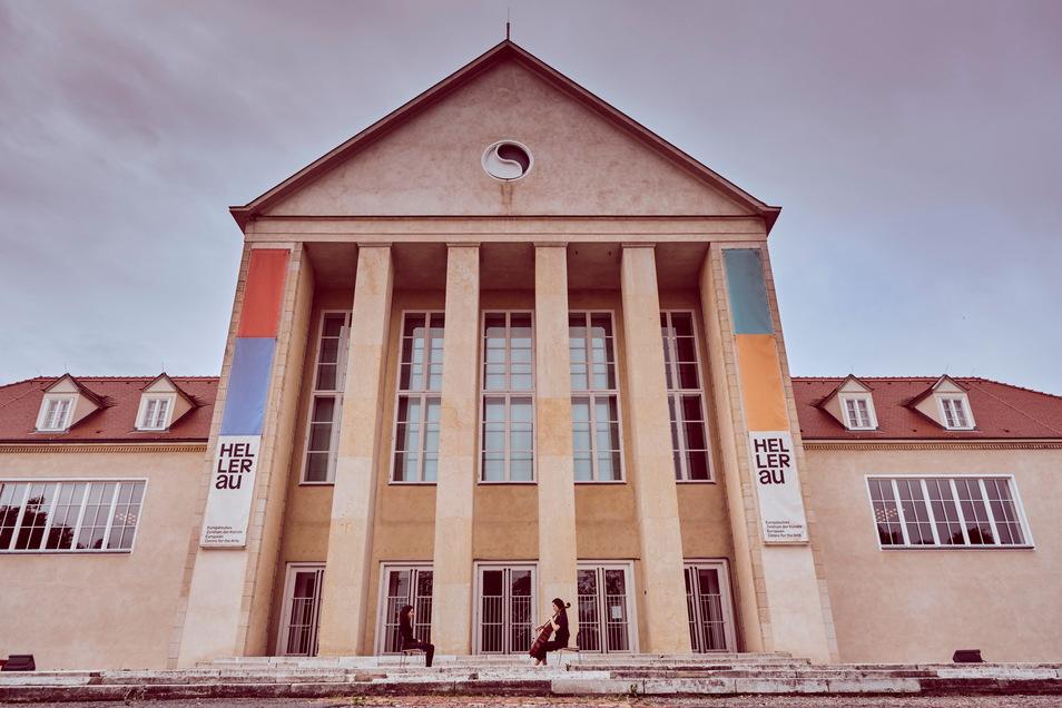 Auch im Festspielhaus Hellerau werden die Landesbühnen in der neuen Saison gastieren.