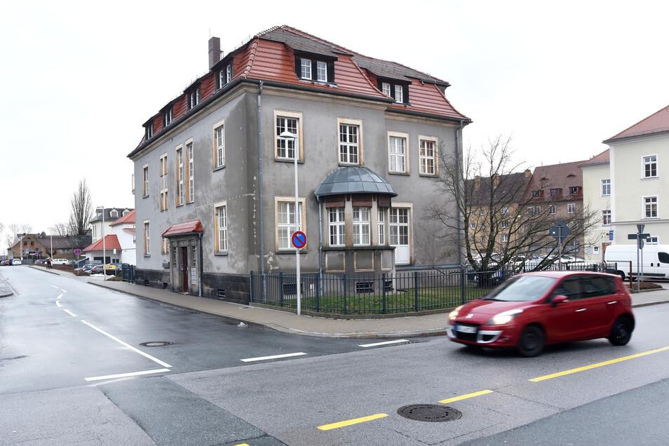 In diesem Gebäude an der Löbauer Hartmannstraße lernen die künftigen Lehrer.