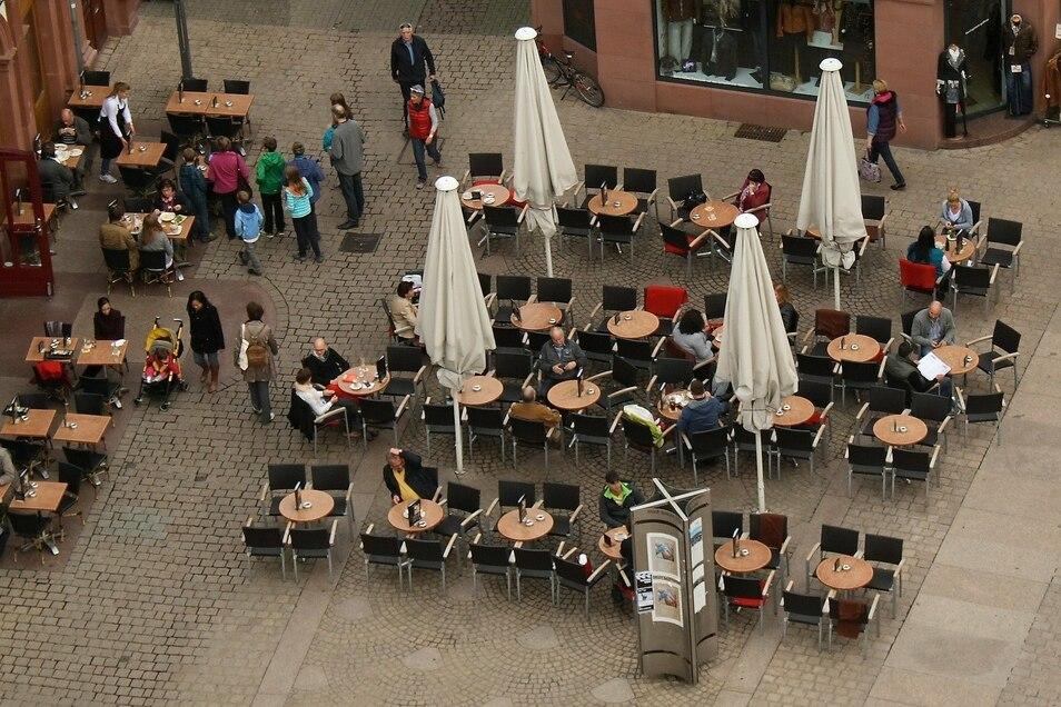Biergärten und Außengastronomie dürfen in Leipzig unter Auflagen wieder öffnen.