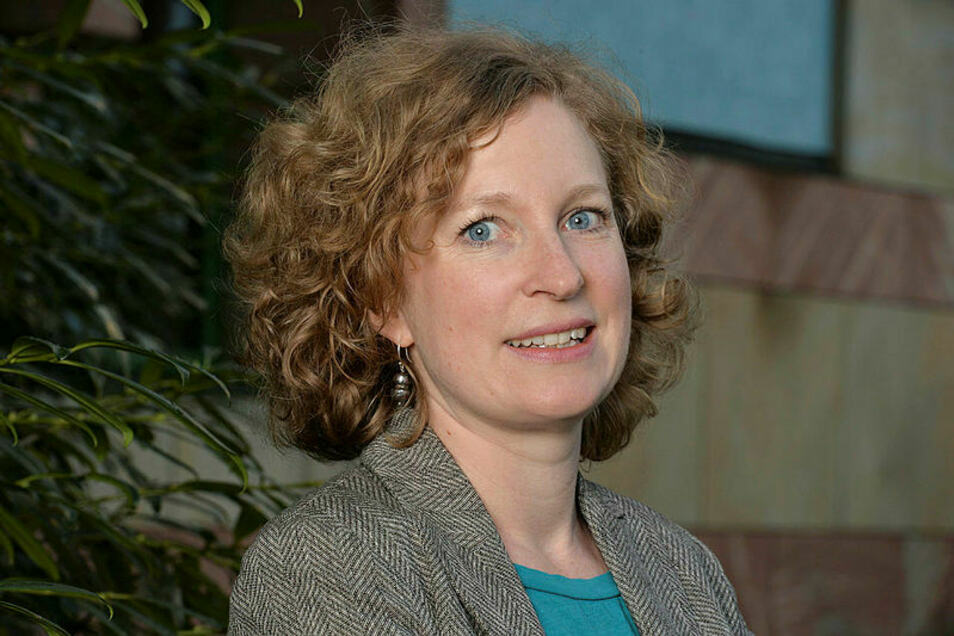 Professorin Anna Holzscheiter, Professorin für Politikwissenschaften