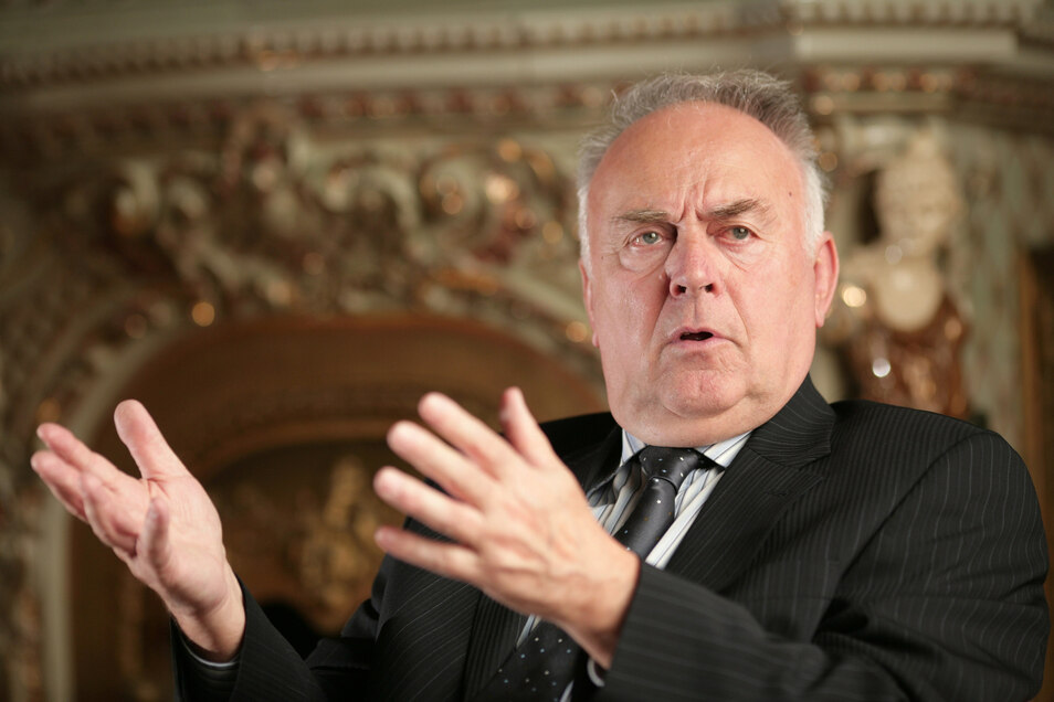 Der ehemalige Ministerpräsident von Sachsen-Anhalt, Wolfgang Böhmer (CDU), drängt auf eine Kursänderung seiner Partei im Verhältnis zur Linke.