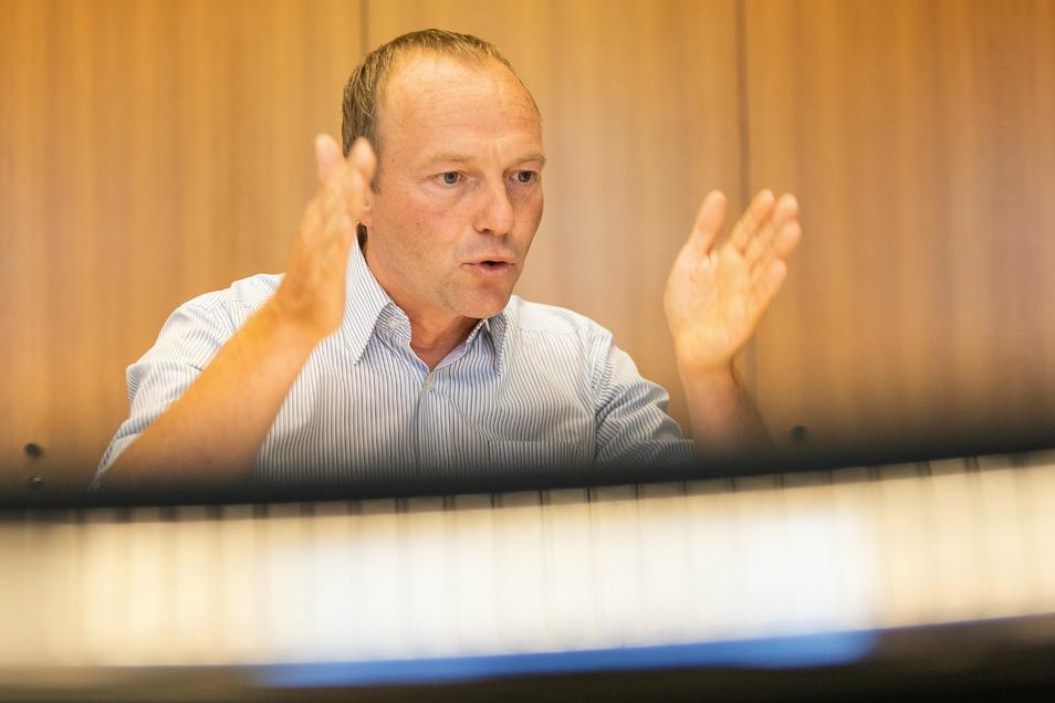 """""""Es wird eine Generationenaufgabe werden, einen natürlichen Wasserhaushalt in der Lausitz wieder herzustellen."""""""