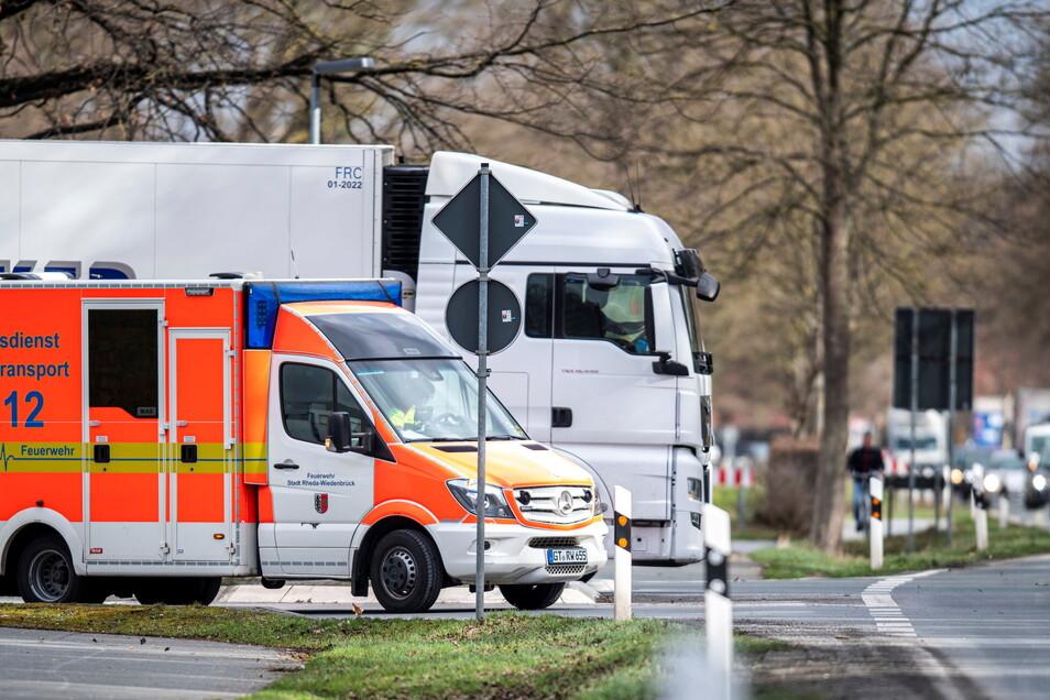 Der Verletzte starb im Krankenhaus. Die Polizei Bielefeld richtete eine Mordkommission ein.