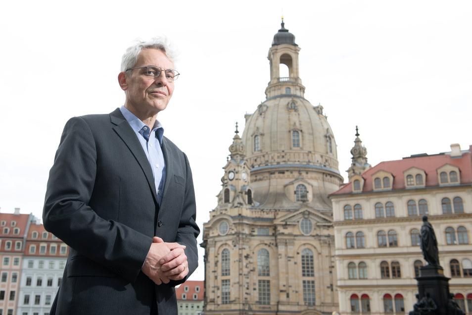 Markus Engelhardt wurde am Sonntag offiziell in sein Amt eingeführt.