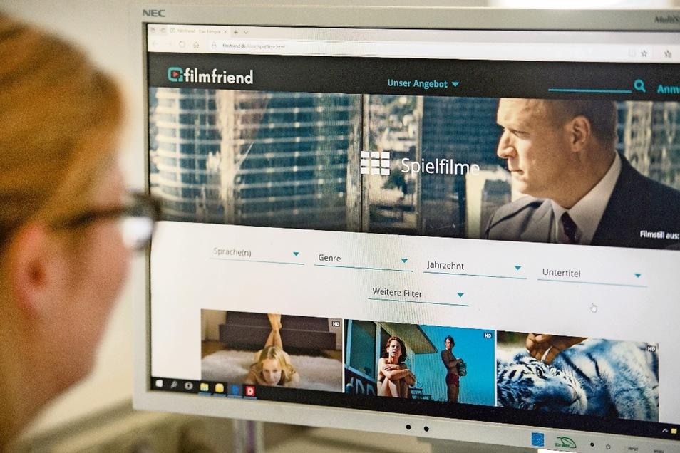 Um die 2.000 Filme stehen derzeit bei Filmfriend zur Auswahl, monatlich kommen rund 20 neue dazu. Vor allem Liebhaber von Klassikern und Arthouse finden gute Angebote.