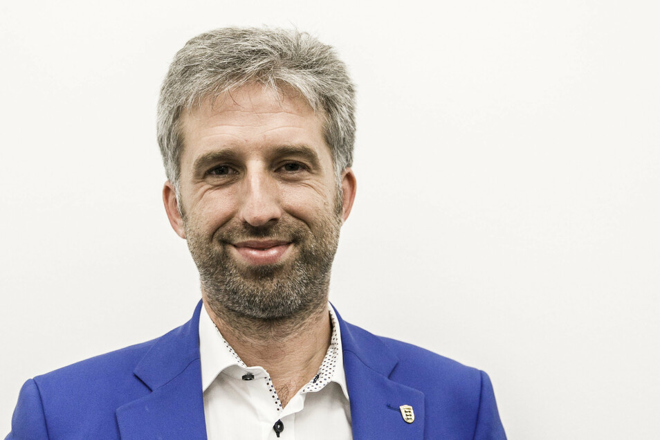 Boris Palmer (Bündnis 90/Die Grünen), Oberbürgermeister der Stadt Tübingen.