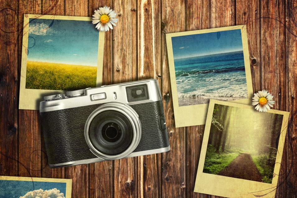 Wiesen, Meer oder Wald: Mit dem Urlaubsfoto schon den Grundstein für den nächsten Urlaub legen.
