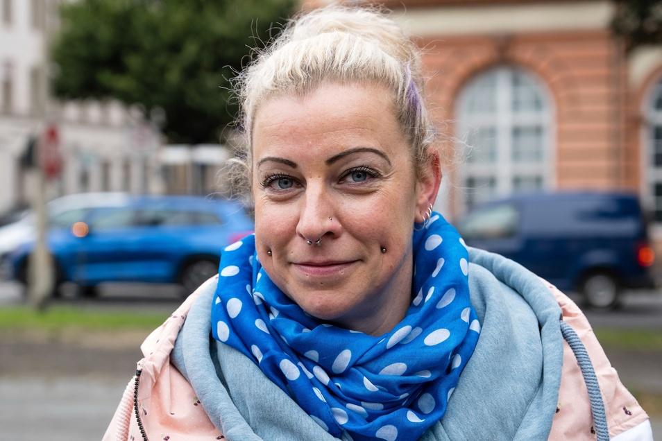Theresia Damczyk (39), Görlitz
