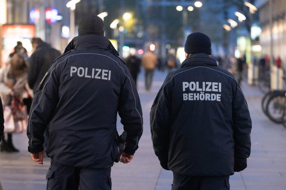 Die Polizei in Chemnitz musste 2020 zahlreiche kuriose Fälle lösen.
