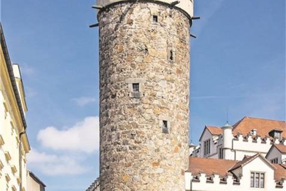 Wendischer Turm: Hier landete, wer seine Rechnungen nicht beglich oder Schulden nicht zurückzahlte.