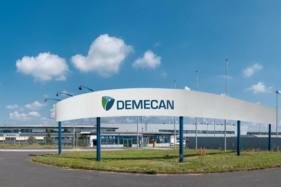 Erst marrican, dann Wayland - jetzt Demecan: Die Cannabis-Produktion in Naunhof hat neue Eigentümer.