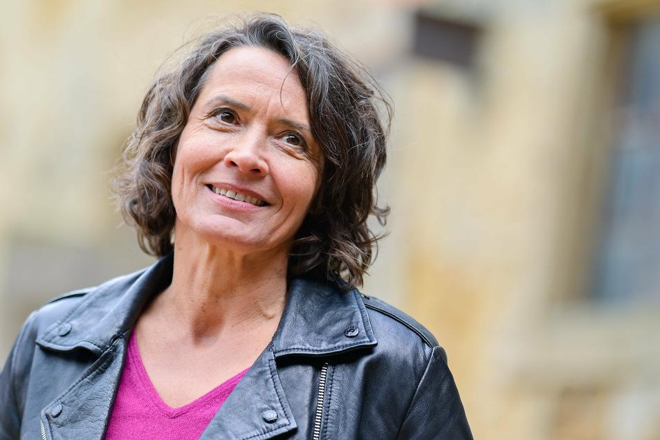 """Schauspielerin Ulrike Folkerts ist am Freitag im """"Riverboat"""" zu Gast."""