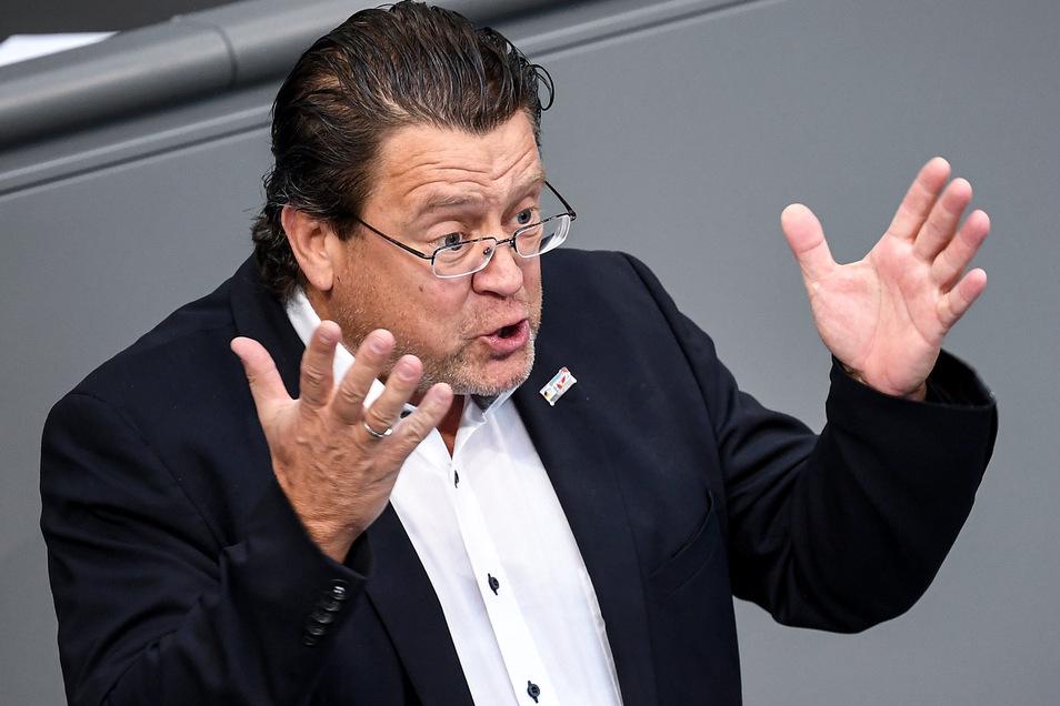Der Thüringer AfD-Stephan Brandner wurde als Vorsitzender des Rechtsausschusses im Bundestag im November 2019 abgesetzt.