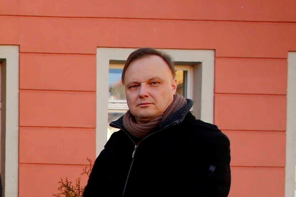 Carsten Rybicki war Chef der AfD-Stadtratsfraktion in Königsbrück. Jetzt sind er und ein weiteres Mitglied aus der Fraktion ausgetreten.