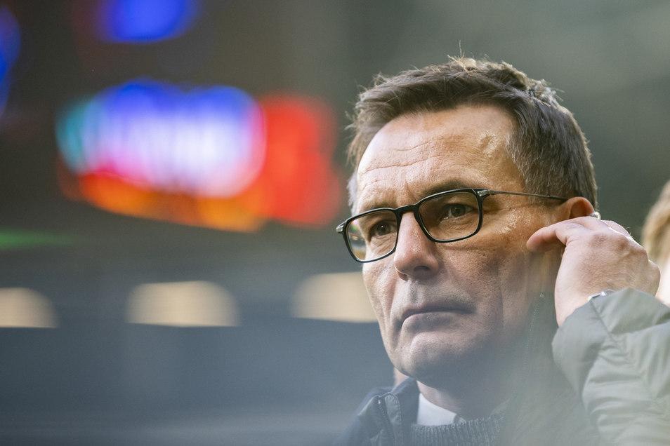 Auch Dynamo hat Kurzarbeit angemeldet.Die Lage ist ernst, das weiß der kaufmännische Geschäftsführer Michael Born.