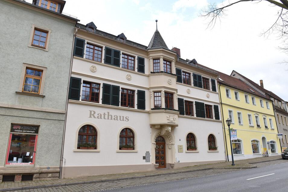 Das Rathaus Glashütte hat ein Bürgertelefon eingerichtet.