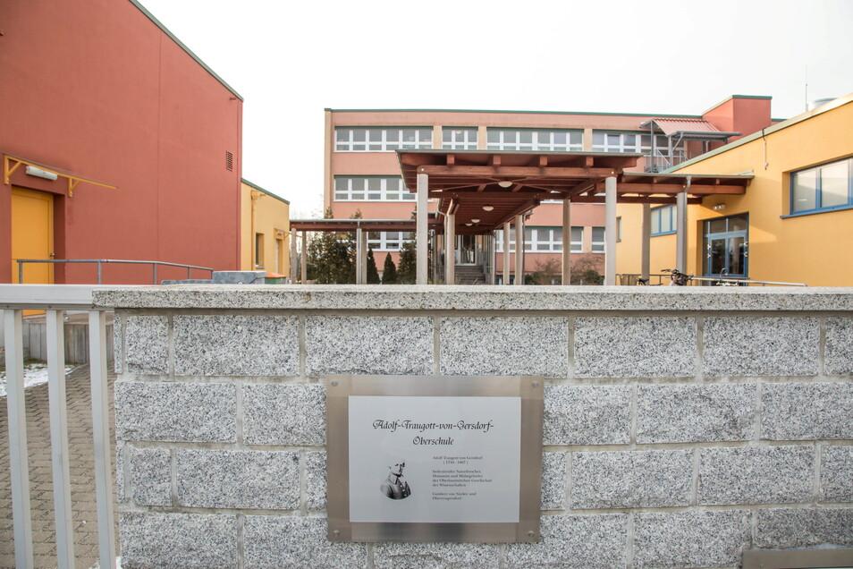 Der letzte Tag für die Schüler der Abschlussklassen der Adolf-Traugott-von-Gersdorf-Oberschule in Kodersdorf hinterlässt einen faden Beigeschmack.