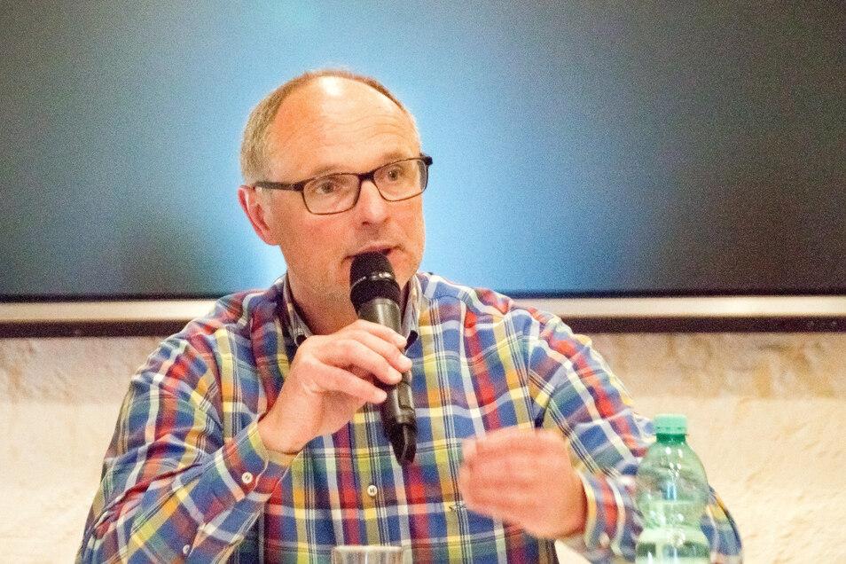Peter Packroff (SPD) wurde bei der Wahl am 26. Mai als Stadtrat in Gröditz und Kreisrat für den Meißner Kreistag gewählt.