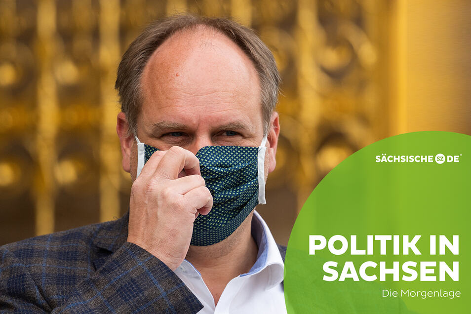 Dresdens Oberbürgermeister Dirk Hilbert (FDP)