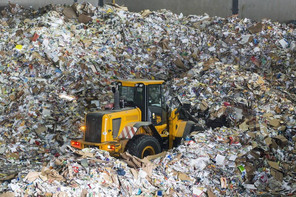 Pro Jahr werden in Deutschland rund 23 Millionen Tonnen Papier produziert. Doch nicht alles davon landet am Ende als Altpapier wieder im Recyclingprozess. Dresdner Forscher haben eine Idee.