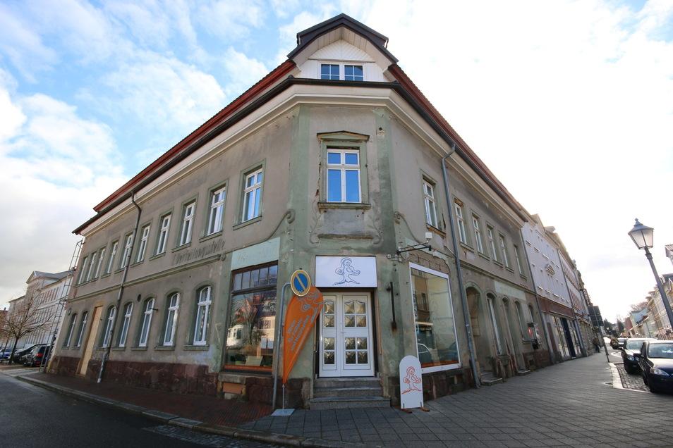 Das Begegnungszentrum des Vereins Lebenszeit an der Chemnitzer Straße 3 in Leisnig wird zum Testzentrum.