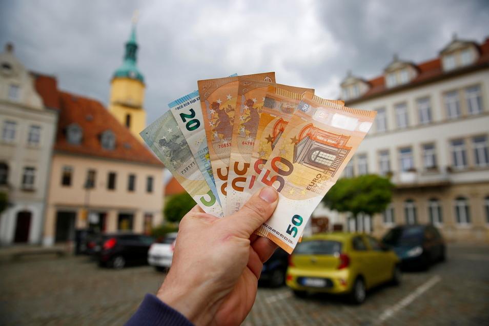 Pulsnitz muss genau überlegen, wofür in Zukunft Geld ausgegeben werden kann.