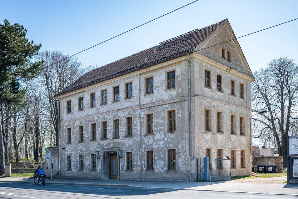 """Das """"Haus der Jugend"""" in Görlitz kennt wohl jeder Einwohner der Stadt, der vor der Wende in Görlitz lebte."""