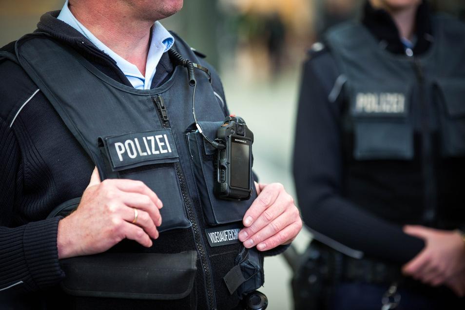 Beamte der Bundespolizei wurden wegen einer Schlägerei im Zug Zwischen Arnsdorf und Klotzsche alarmiert.