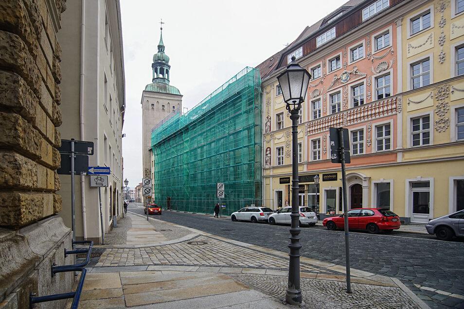Seit Jahren wird um die Bürgerhäuser in der Inneren Lauenstraße gerungen.