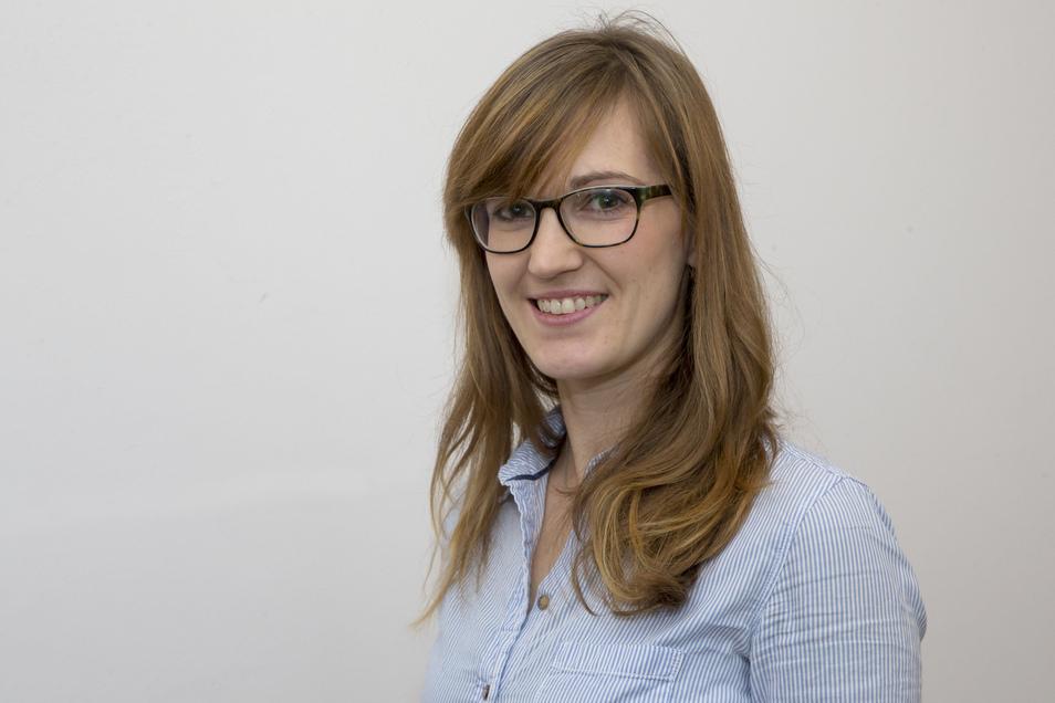 Marlen Alexander wird ab Januar Geschäftsführerin der Weißeritztal Erlebnisgesellschaft.