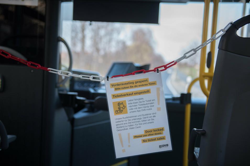 An der Sperrkette in einem Bus der Linie 75 kam es am Mittwoch zu einem handgreiflichen Streit zwischen einem Fahrgast und einem Busfahrer.