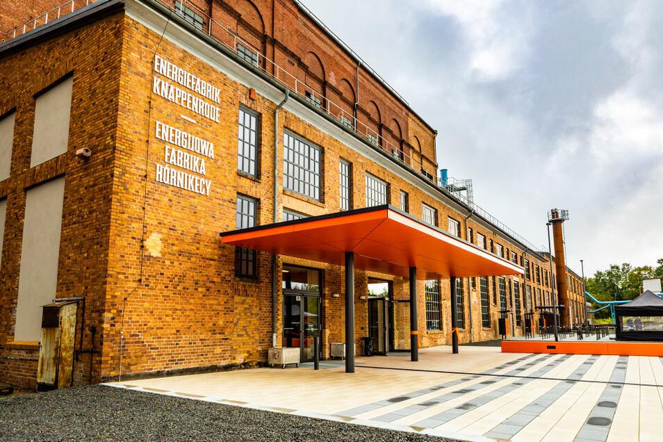 Hauptsitz des Forschungszentrums könnte die Energiefabrik Knappenrode, eine ehemalige Kohleveredelungsanlage, sein.