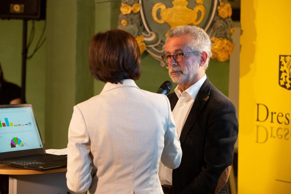 Hans Vorländer ist Politikwissenschaftler an der TU Dresden und Leiter des Zentrums für Verfassungs- und Demokratieforschung.