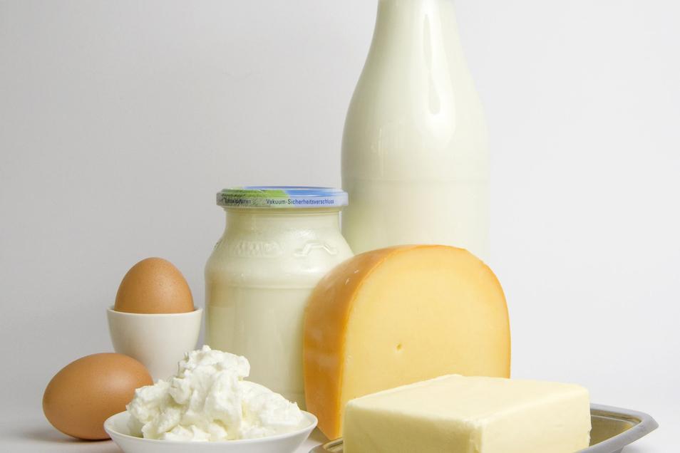 Die vom Körper benötigte tägliche Dosis Eiweiß sollte man sich entweder aus Produkten wie Eiern, Milch oder Käse holen - oder aus anderen proteinreichen Nahrungsmitteln wie Fisch, Fleisch, Hülsenfrüchten und Nüssen.